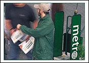 'Metro' se ha convertido en el diario gratuito de mayor crecimiento a nivel mundial